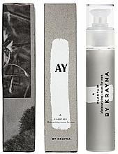 Perfumería y cosmética Crema facial hidratante para hombres con extractos de menta y albahaca, vegana - Krayna AY4 Plantain Cream For Man