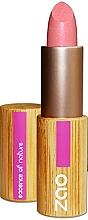 Perfumería y cosmética Barra de labios - Zao Bamboo Pearly Lipstick