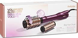 Perfumería y cosmética Cepillo térmico eléctrico voluminizador rotatorio, 650W - BaByliss AS950E