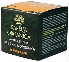 Perfumería y cosmética Crema facial hidratante, bio orgánica - Fratti HB Karelia Organica Organic Moroshka