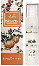 Perfumería y cosmética Frais Monde Pomegranate Flowers - Eau de toilette