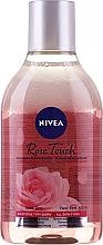 Perfumería y cosmética Agua micelar bifásica para rostro y ojos con agua orgánica de rosa - Nivea MicellAIR Skin Breathe Micellar Rose Water With Oil