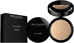 Perfumería y cosmética Polvo facial cocido - Mesauda Milano Silk Touch Powder