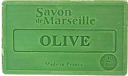 Perfumería y cosmética Jabón artesanal con aroma a oliva - Le Chatelard 1802 Soap Olive