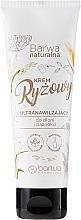 Perfumería y cosmética Crema de manos y uñas natural con extracto de proteína de arroz - Barwa Natural Rice Hand Cream