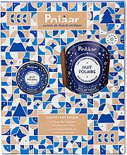 Perfumería y cosmética Set de cuidado corporal - Polaar Christmas 2020 Night Set (crema/50ml + leche corporal/200ml)