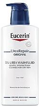 Perfumería y cosmética Fluido limpiador corporal con urea 5% - Eucerin UreaRepair Original Washfluid 5%