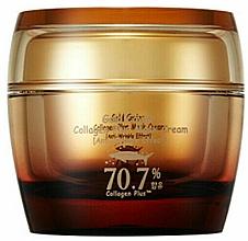 Perfumería y cosmética Mascarilla facial en crema con colágeno y extracto de caviar - SkinFood Gold Caviar Collagen Plus Mask Cream