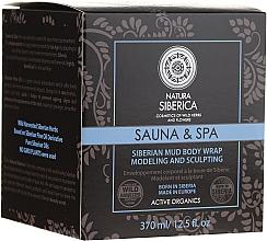 Perfumería y cosmética Mascarilla corporal de barro siberiano con activos orgánicos - Natura Siberica