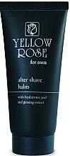 Perfumería y cosmética Bálsamo aftershave con extracto de ginseng - Yellow Rose For Men After Shave Balm