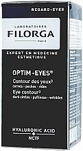 Perfumería y cosmética Crema contorno de ojos con ácido hialurónico - Filorga Optim-Eyes