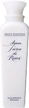 Perfumería y cosmética Adolfo Dominguez Agua Fresca de Rosas - Loción hidratante corporal perfumada con agua de rosas y provitamina B5, sin parabenos