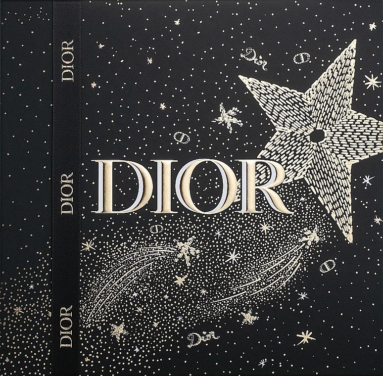 Dior Sauvage Eau de Parfum - Set (eau de parfum/100ml + eau de parfum/mini/10ml + bálsamo aftershave/50ml)