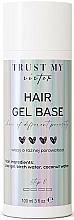 Perfumería y cosmética Base de gel para cabello con jugo de aloe vera y pantenol - Trust My Sister Hair Gel Base