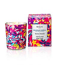 Perfumería y cosmética Vela perfumada con aroma floral - Baija Delirium Floral Candle Wax