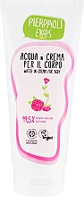 Perfumería y cosmética Loción corporal con agua de rosas - Ekos Personal Care