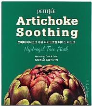 Perfumería y cosmética Mascarilla facial de hidrogel con extracto de alcachofa - Petitfee&Koelf Artichoke Soothing Face Mask