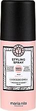 Perfumería y cosmética Laca de cabello, fijación suave - Maria Nila Styling Spray