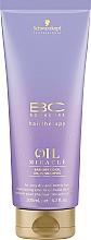 Perfumería y cosmética Champú regenerador con aceite de higo y queratina - Schwarzkopf Professional Bonacure Oil Miracle Barbary Fig Oil Shampoo