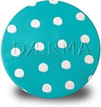 Perfumería y cosmética Crema para rostro, cuerpo y manos con ácido hialurónico y aceite de aguacate, azul - Daerma Cosmetics Universal Cream