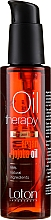 Perfumería y cosmética Aceite para cabello con argán y jojoba - Loton Argan & Jojoba Oil