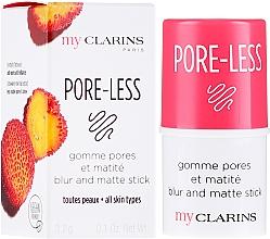 Perfumería y cosmética Reductor de poros y brillos para todo tipo de pieles - Clarins My Clarins Pore-Less Blur And Matte Stick