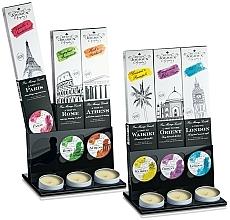Perfumería y cosmética Velas de masaje con diferentes aromas, 6uds. - Petits Joujoux Candle Display No. 1