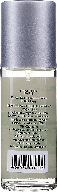 Chat D'or Green Leaf - Desodorante perfumado — imagen N2