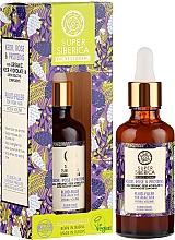 Perfumería y cosmética Fluido rellenador vegano para cabello débil con cedro, rosa y proteínas - Natura Siberica Super Siberica Professional Fluid-Filler Hydra Volume