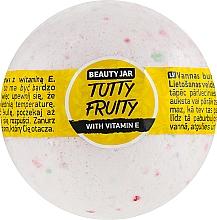 Perfumería y cosmética Bomba de baño con vitamina E - Beauty Jar Tutty Fruity