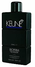Perfumería y cosmética Neutralizador de permanente rizada - Keune Bioperm Neutralizer 1:1