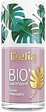 Perfumería y cosmética Esmalte de uñas con ingredientes naturales - Delia Cosmetics Bio Green Philosophy
