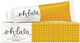 Perfumería y cosmética Pasta dental con sabor a naranja y menta - Ohlala Orange & Mint