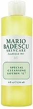 Perfumería y cosmética Loción de limpieza facial con azufre - Mario Badescu Special Cleansing Lotion 'C'