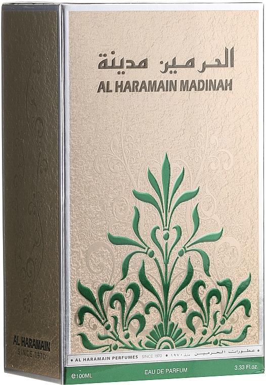 Al Haramain Madinah - Eau de parfum