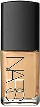 Perfumería y cosmética Base de maquillaje hidratante e iluminadora - Nars Sheer Glow Foundation