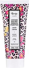 Perfumería y cosmética Crema de manos natural con agua de rosas - Baija French Pompon Hand Cream