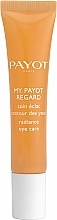 Perfumería y cosmética Crema iluminadora para contorno de ojos con aceite de sésamo - Payot My Payot Regard Radiance Eye Care