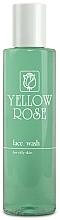 Perfumería y cosmética Gel de limpieza facial con ácido salicílico y aceite de árbol de té - Yellow Rose Face Wash For Oily Skin
