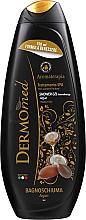 Perfumería y cosmética Espuma de baño hidratante aceite de argán - Dermomed Bath Foam Argan Oil
