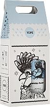 Perfumería y cosmética Set capilar - Yope (champú/300ml + acondicionador/170ml)