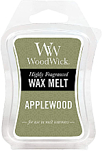 Perfumería y cosmética Cera aromática, manzana - WoodWick Wax Melt Applewood