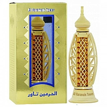 Perfumería y cosmética Al Haramain Tower Gold - Aceite de perfume