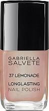 Perfumería y cosmética Esmalte de uñas de larga duración - Gabriella Salvete Long Lasting Nail Polish