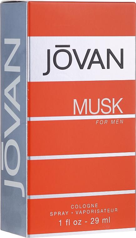 Jovan Musk for Men - Agua de colonia