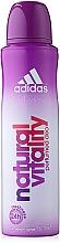 Perfumería y cosmética Adidas Natural Vitality - Desodorante spray