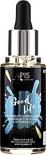 Perfumería y cosmética Aceite regenerador para uñas y cutículas con vitamina E - Apis Good Life Regenerating Olive Oil