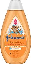 Perfumería y cosmética Gel de baño y ducha hipoalergénico con ácido de coco - Johnson's® Baby