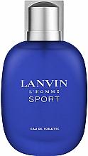 Perfumería y cosmética Lanvin L'Homme Sport - Eau de toilette
