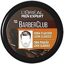 Perfumería y cosmética Cera fijadora para cabello - L'Oreal Men Expert Barber Club Soft Hold Wax